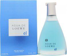 Loewe Agua de Loewe El Eau de Toilette 100ml Spray