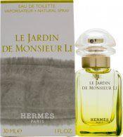 Hermes Le Jardin de Monsieur Li Eau de Toilette 30ml Spray
