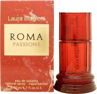 Laura Biagiotti Roma Passione Eau de Toilette 50ml Spray