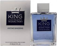 Antonio Banderas King Of Seduction Eau de Toilette 200ml Spray