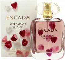 Escada Celebrate N.O.W. Eau de Parfum 80ml Spray