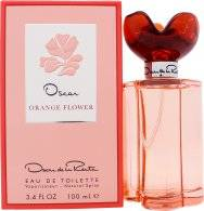 Oscar de la Renta Orange Flower Eau de Toilette 100ml Spray