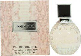 Jimmy Choo Eau de Toilette 40ml Suihke