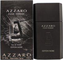 Azzaro Pour Homme Edition Noire Eau de Toilette 100ml Spray