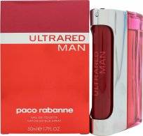 Paco Rabanne Ultrared Eau de Toilette 50ml Suihke