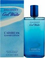 Davidoff Cool Water Caribbean Summer Eau de Toilette 125ml Spray