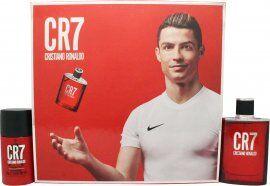 Cristiano Ronaldo CR7 Gift Set 50ml EDT + 75g Deodorant Stick