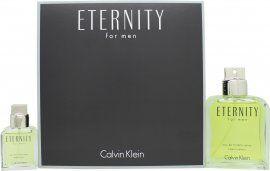 Calvin Klein Eternity Gift Set 200ml EDT + 30ml EDT