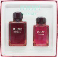 Joop! Homme Gift Set 125ml EDT + 75ml Aftershave