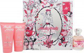Cacharel Anaïs Anaïs Premier Delice Gift Set 50ml EDT + 2 x 50ml Body Lotion
