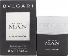 Bvlgari Man Black Cologne Eau de Toilette 30ml Spray
