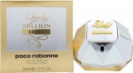 Paco Rabanne Lady Million Lucky Eau de Parfum 80ml Spray