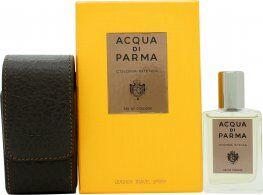 Acqua di Parma Colonia Intensa Gift Set 30ml EDC + Leather Case