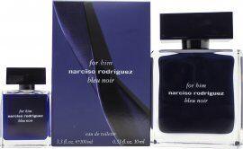 Rodriguez Narciso Rodriguez for Him Bleu Noir Gift Set 100ml EDT + 10ml EDT