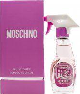 Moschino Fresh Couture Pink Eau de Toilette 30ml Spray