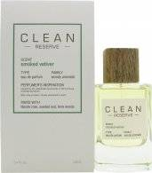 Clean Reserve Smoked Vetiver Eau de Parfum 100ml Spray