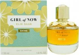 Elie Saab Girl Of Now Shine Eau de Parfum 50ml Spray