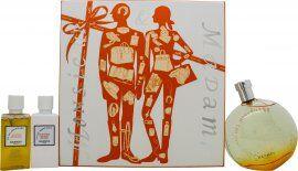 Hermes Hermès Eau des Merveilles Gift Set 100ml EDT + 40ml Body Lotion + 40ml Shower Gel
