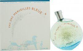 Hermes Eau des Merveilles Bleue Eau de Toilette 100ml Spray