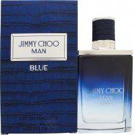 Image of Jimmy Choo Man Blue Eau de Toilette 50ml Spray