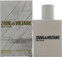 Zadig & Voltaire Just Rock! for Her Eau de Toilette 30ml Spray