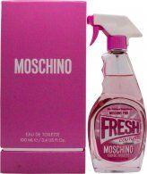 Moschino Fresh Couture Pink Eau de Toilette 100ml Spray