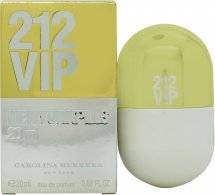 Image of Carolina Herrera 212 VIP Pills Eau de Parfum 20ml Spray