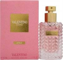 Valentino Donna Acqua Eau de Toilette 50ml Spray