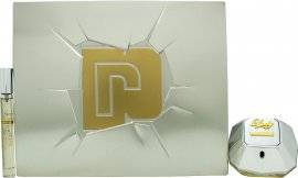 Paco Rabanne Lady Million Lucky Gift Set 50ml EDP + 10ml EDP