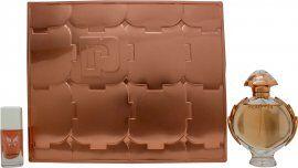 Paco Rabanne Olympea Gift Set 50ml EDP + 9ml Nail Polish
