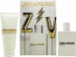 Zadig & Voltaire Just Rock! for Her Gift Set 50ml EDP + 100ml Body Lotion