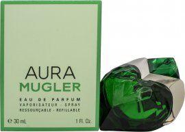 Thierry Mugler Aura Eau de Parfum 50ml Refillable Spray