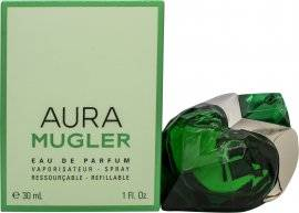 Thierry Mugler Aura Eau de Parfum 50ml Refillable Spray