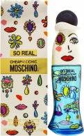 Moschino So Real Cheap & Chic Eau de Toilette 50ml Spray