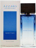 Azzaro Solarissimo Marettimo Eau de Toilette 75ml Spray