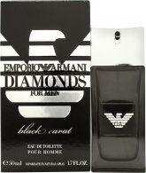 Image of Giorgio Armani Emporio Diamonds Black Carat for Men Eau de Toilette 50ml Suihke