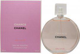 Chanel Chance Eau Vive Eau de Toilette 150ml Spray