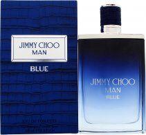 Image of Jimmy Choo Man Blue Eau de Toilette 100ml Spray