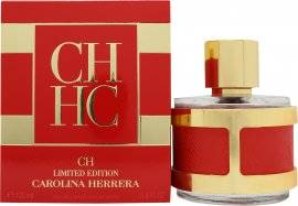 Image of Carolina Herrera CH Insignia Limited Edition Eau de Parfum 100ml Spray
