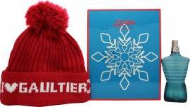 Jean Paul Gaultier Le Male Gift Set 125ml EDT + Beanie
