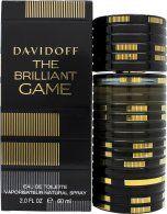 Davidoff The Brilliant Game Eau de Toilette 60ml Spray