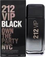 Image of Carolina Herrera 212 VIP Black Eau de Parfum 200ml Spray