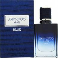 Image of Jimmy Choo Man Blue Eau de Toilette 30ml Spray