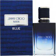 Image of Jimmy Choo Man Blue Eau de Toilette 30ml Spray