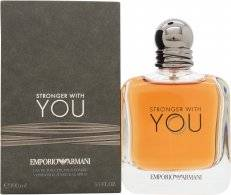 Image of Giorgio Armani Stronger With You Eau de Toilette 100ml Spray