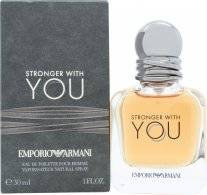 Image of Giorgio Armani Stronger With You Eau de Toilette 30ml Spray