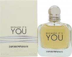 Image of Giorgio Armani Because It's You Eau de Parfum 100ml Spray