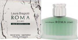 Laura Biagiotti Roma Uomo Cedro Eau de Toilette 75ml Spray