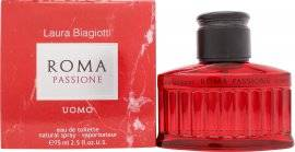 Laura Biagiotti Roma Passione Uomo Eau de Toilette 75ml Spray