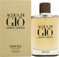 Image of Giorgio Armani Acqua di Gio Absolu Eau de Parfum 125ml Spray